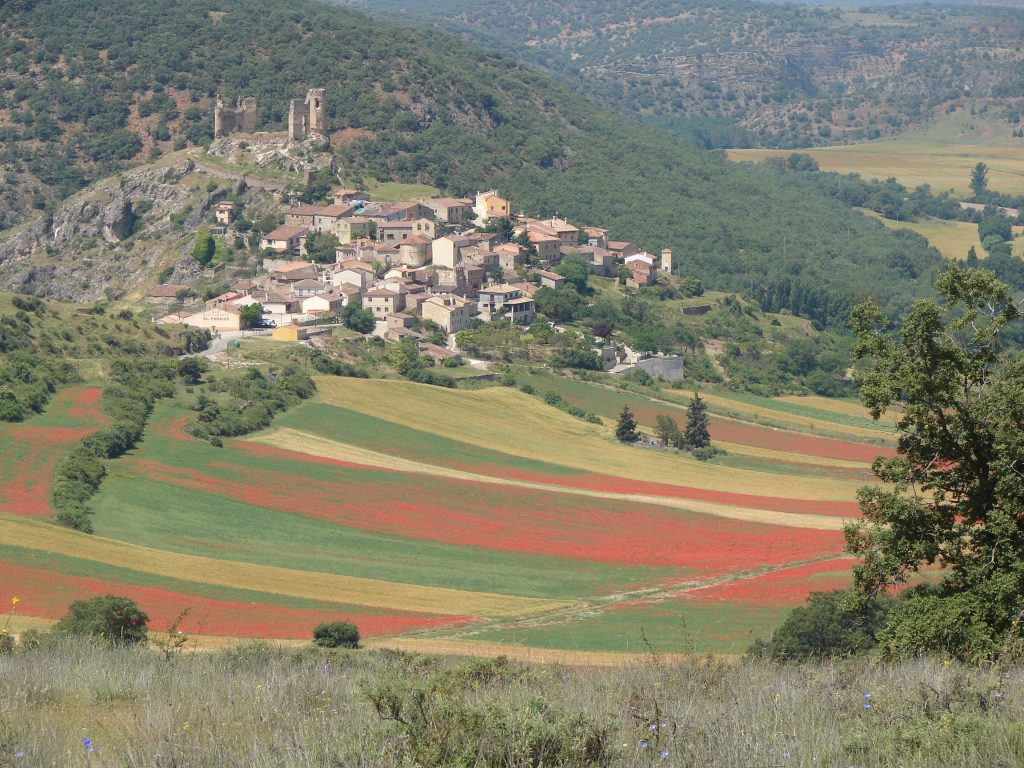 Cicloturismo por Castilla